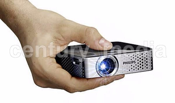 Philips PicoPix PPX3417W - 170 Ansi Lumens - Miracast to Smart Phone Android dan IOS