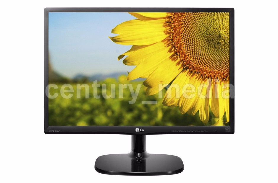 LG 20MP48 - 19.5 inch with IPS Panel