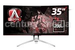 "AOC AGON AG352QCX [ 35"" Curved Ultrawide Gaming Monitor 200Hz ]"